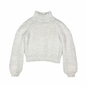 KENDALL & KYLIE Chunky Turtleneck Sweater